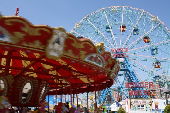 wonder wheel new york