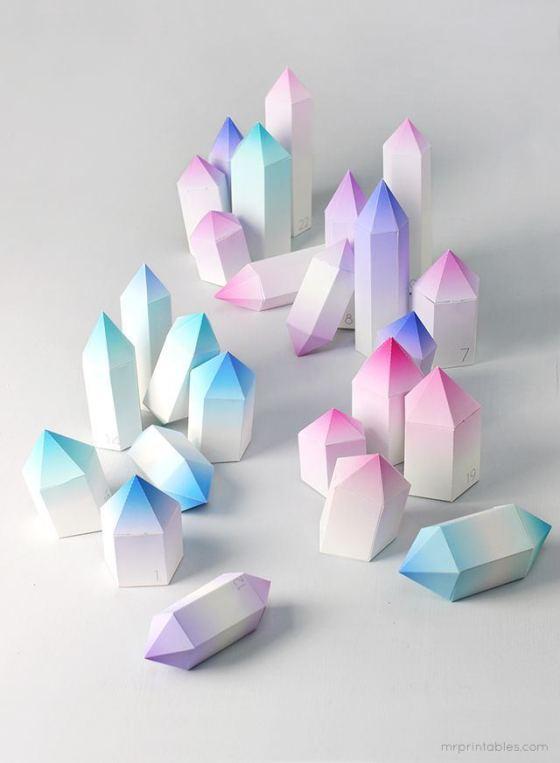 Calendrier de l'avant diamant