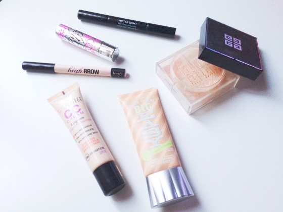 teint givenchy benefit bourjois