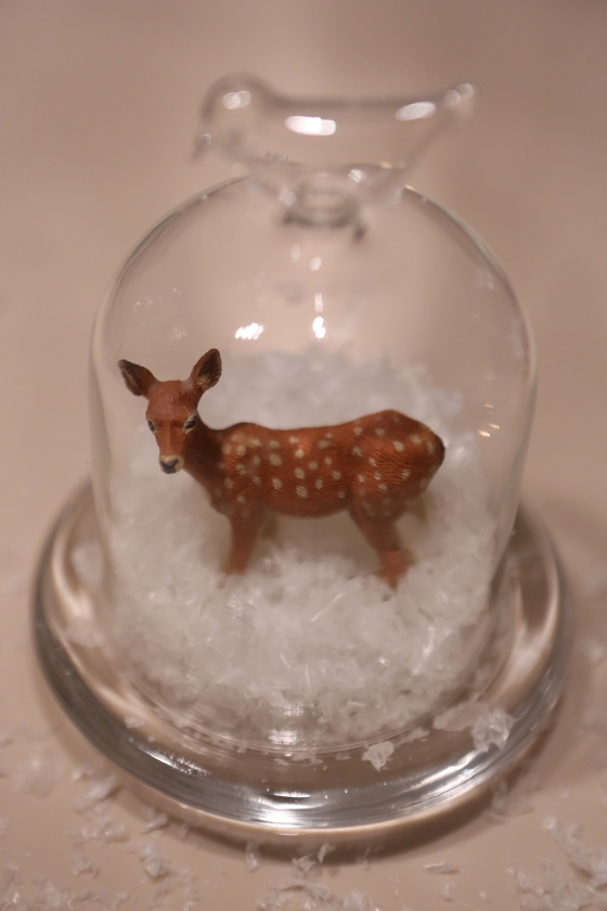 noël décoration bambi
